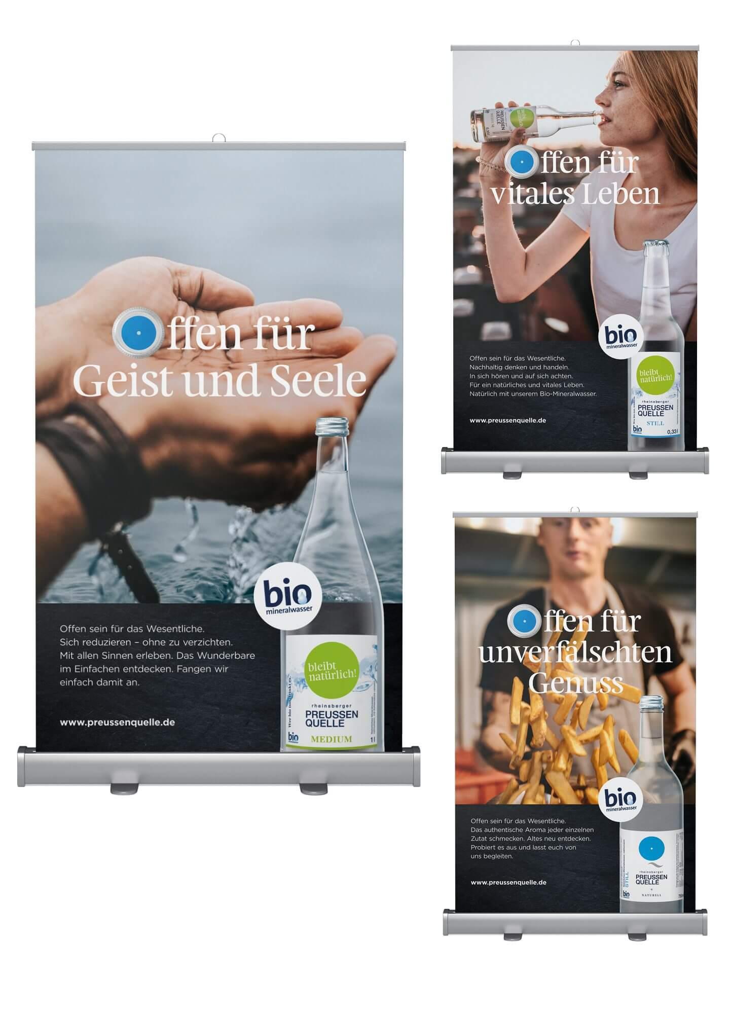 Bio Mineralwasser PreussenQuelle